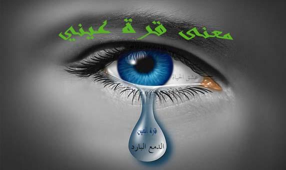 ماذا تعني كلمة قرة عيني نجوم سورية