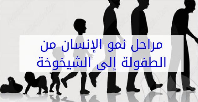 مراحل نمو الانسان للاطفال نجوم سورية