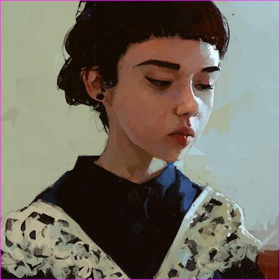 صور بنات مرسومة 2018 رسومات بنات كيوت لوحات بنات نجوم سورية