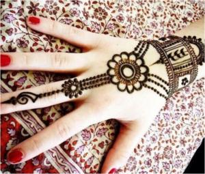 صور نقوش حناء اجمل صور نقش على اليد للبنات نجوم سورية