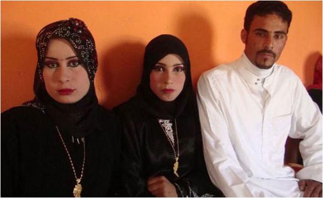 eb0b4a940bad6 شاب عراقي يتزوج بعروسين في ليلة واحدة – نجوم سورية