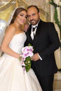 فادي غازي وزوجته