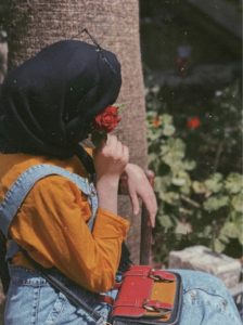 خلفيات بنات محجة بدون وجه نجوم سورية