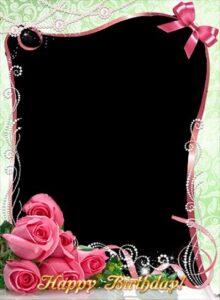 لوحة بخلفية سوداء للتصميم